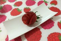 Strawberry rose