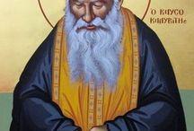 Αγιος Πορφυριος ο Καυσοκαλυβιτης
