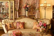 decor VICTORIAN / by Diane Sanchez