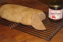 bread / by Jillian Kaufman