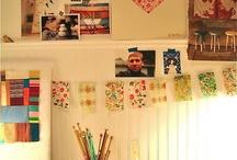 craft rooms! / by Aubrey Morrow