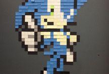 Cool Sonic Art / Fan-made Sonic art!