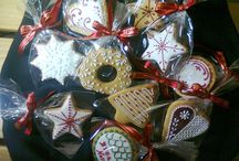 Decorated biscuits / belli e buoni