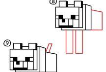 Minecraft / Dingen over Minecraft