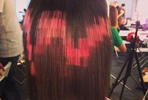 Trend Update: Pixelated Hair! / The hottest trend in hair color happening right now!