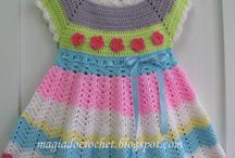 Pins croche e tricot que gosto