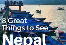 Nepal - Places to go & things to do