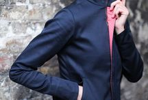 Womenswear AW/15 / The London Collective AW/15 range has been designed with cyclists in mind. The jackets and bags have been inspired by classic British looks with LED lights integrated into the designs, and packed full of cycling specific functionality.