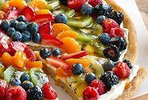 FRUIT PIZZA SUMMER