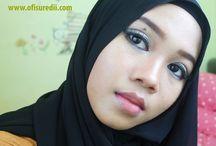 robot chic makeup