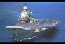 Amiral Kuznetsov Carrier