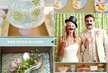 wedding inspiration - summer fete / by Rosie Parsons