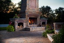 Outdoor Fireplaces San Diego & Orange County, Ca / Installation of Outdoor Fireplaces San Diego & Orange County, Ca