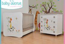 Βρεφικά δωμάτια - Baby Avenue