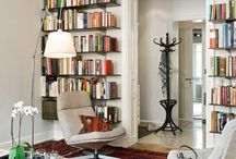 Lovely bookshelves