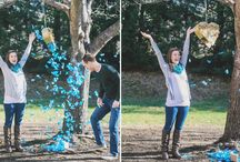 Gender reveal / by Shelley Guidry