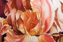 Art: Alfred Ng, Watercolors