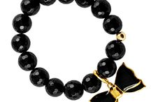 Gemstone bracelets / New fashion bracelets fall - winter 2014 by IrisGold