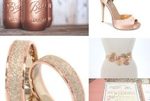 Rose Gold Weddings / Rose Gold Wedding Gown ~ Rose Gold Wedding Decor ~ Rose Gold Bridesmaids Dresses ~ Rose Gold Shoes ~ Rose Gold Bridal Accessories ~ Rose Gold Wedding Cakes ~ Rose Gold Wedding Invitations  / by Weddings in Houston