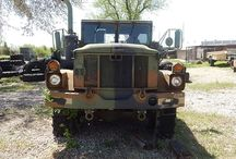 Military Trucks, Parts, Trailers