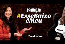 Promoção #EsseBaixoÉMeu - Mundomax