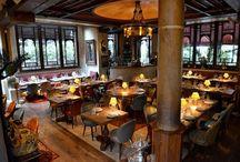 London Restaurants Featured in Film & TV