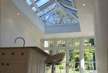 Lantern roof / Extension ideas