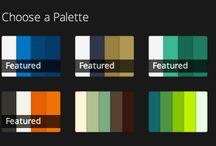 Réf. - Palettes // Paterns