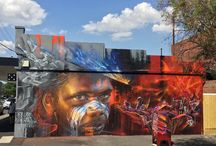 World of Urban Art : ADNATE  [Australia]
