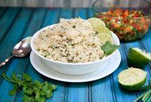 Grains (Rice, Quinoa) / by Rebecca Le