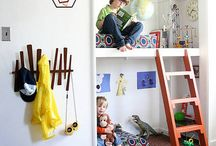 Home: Kids Rooms / by Nicole Sustic