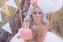Fantasy 30 Birthday Party