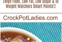 Weight Watchers Crock-Pot Recipes With Points / Looking for Weight Watchers recipes that you can make in your slow cooker that have the points value? Look no further!