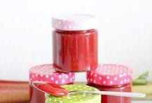 Rezepte - Marmeladen und Soßen