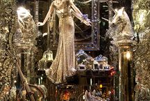 Bergdorf Goodman / The most beautiful windows in the world. #inspiration #nyc