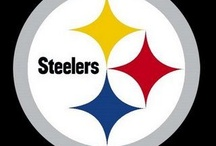 Steelers All The Way Baby!!<3 / by Kaileigh Michelle