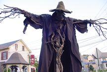 Monsters & Creatures - Scarecrow