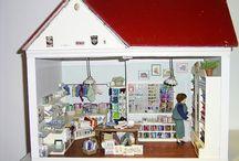 Poppenhuizen-Handwerkwinkel - eigen werk