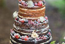 tartas bodas frutas