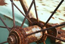 Rust and Patina Love