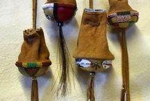 indiańskie ozdoby