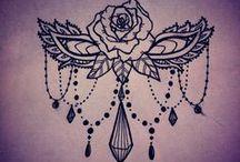 Drawning & tattoo ideas
