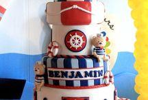 Nautical Party | THEME / #partyinvite #ForeverYourPrints #FYP #4EverYourPrints #PartyTheme #PartyIdeas #Inspiration #Printables #PartyPrintable #Birthday #BirthdayInvites #BabyShower #BabyShowerInvites #Sailor #Nautical #Sea / by Forever Your Prints