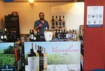 Vinoforum @ Varvaglione Il Vino e Il Cibo danno spettacolo / #livevinoforum2016, alcune chicche dallo stand Varvaglione alla sua 4° giornata direttamente da Roma.