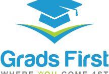 Grads First / Where Grads Come First