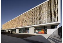 architecture: culture / libraries, museums, schools, bookstores and more / by Julia Bieler