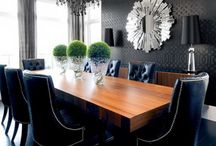 Dining Rooms / Dining Room Design, Decor and Ideas