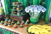 Jungle party / by Brittany Parson