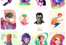illustrations / by Amit Apte