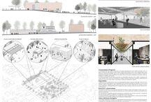 plansze public space